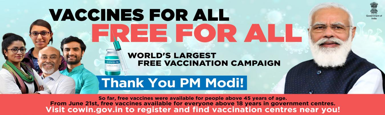 Free Vaccination