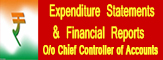 Expenditure Statements & Financial Reports, External side that will open in a new window
